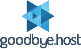 Umbler Goodbye Host logotipo