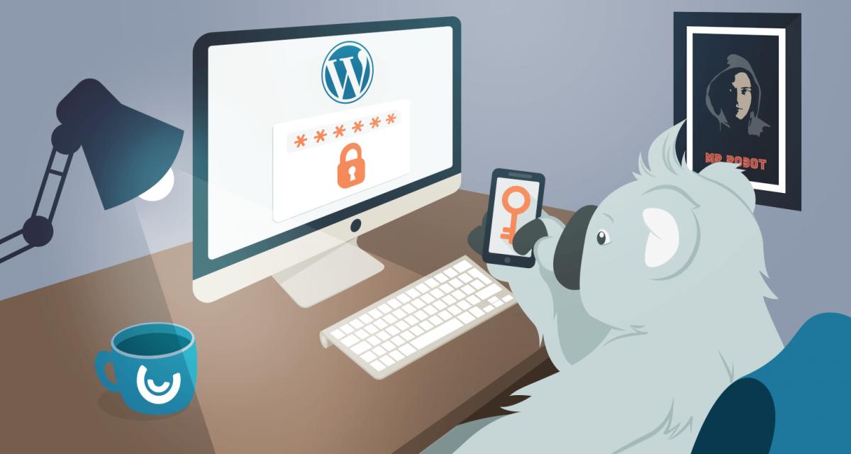 Dicas para um WordPress mais seguro: senhas fortes e dupla autenticação
