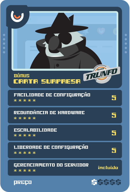 Super Trunfo do Hosting - Bonus