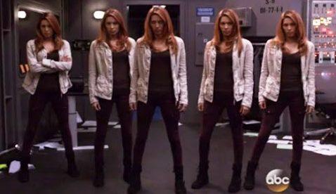 Alisha do Agents of the SHIELD