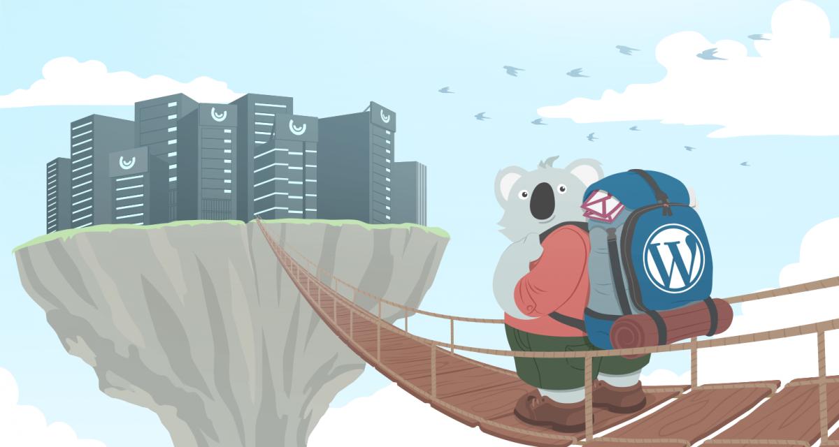 Migração WordPress: movendo seu site sem deixar nada para trás