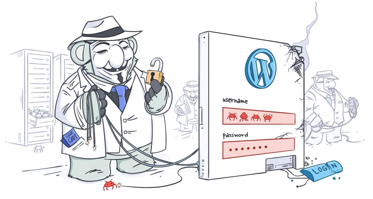 Dicas de segurança para WordPress: cinco passos importantes