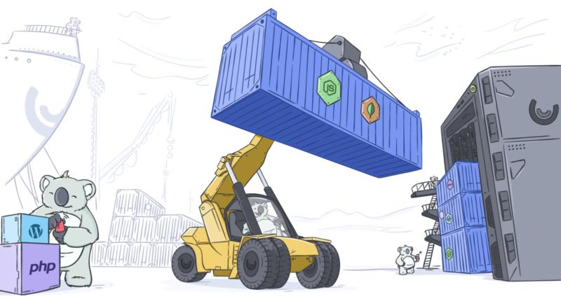 Containers #3: Como containerizar aplicações