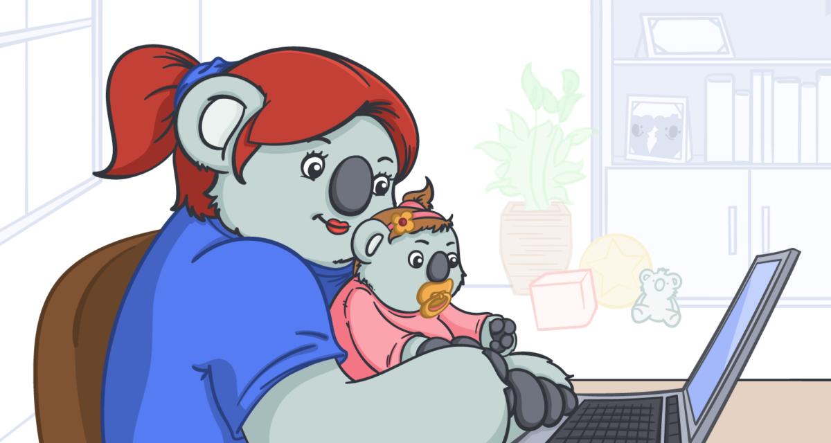 Como é ser mãe e desenvolvedora no mercado de tecnologia