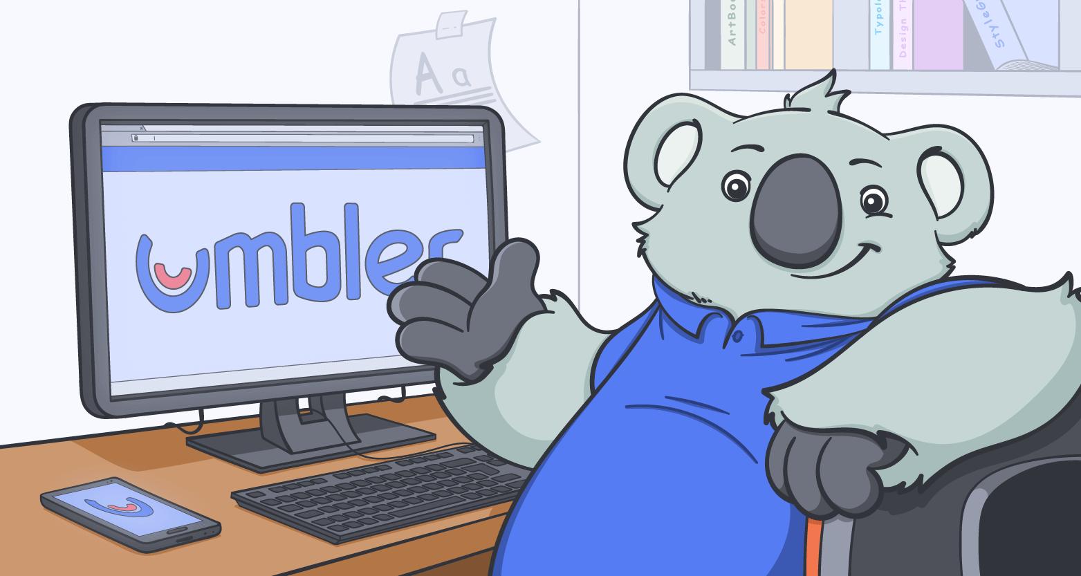 Lance sua marca na Internet com a Umbler