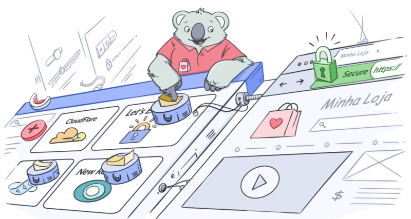 Sobre HTTPS: Chrome passa a exigir protocolo de segurança
