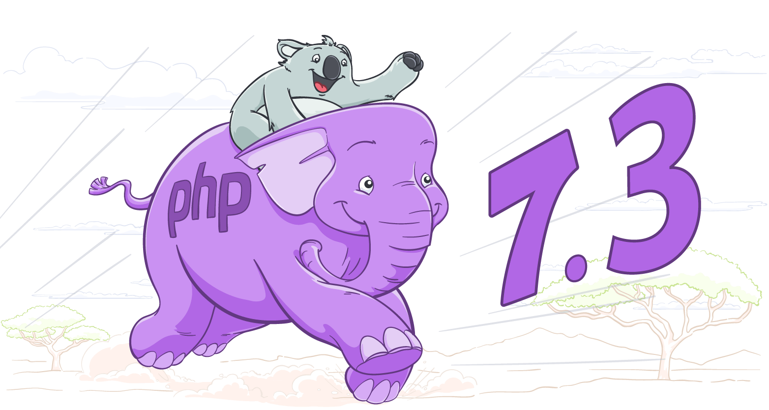 A nova versão do PHP 7.3 recém foi lançada e já está disponível na Umbler!