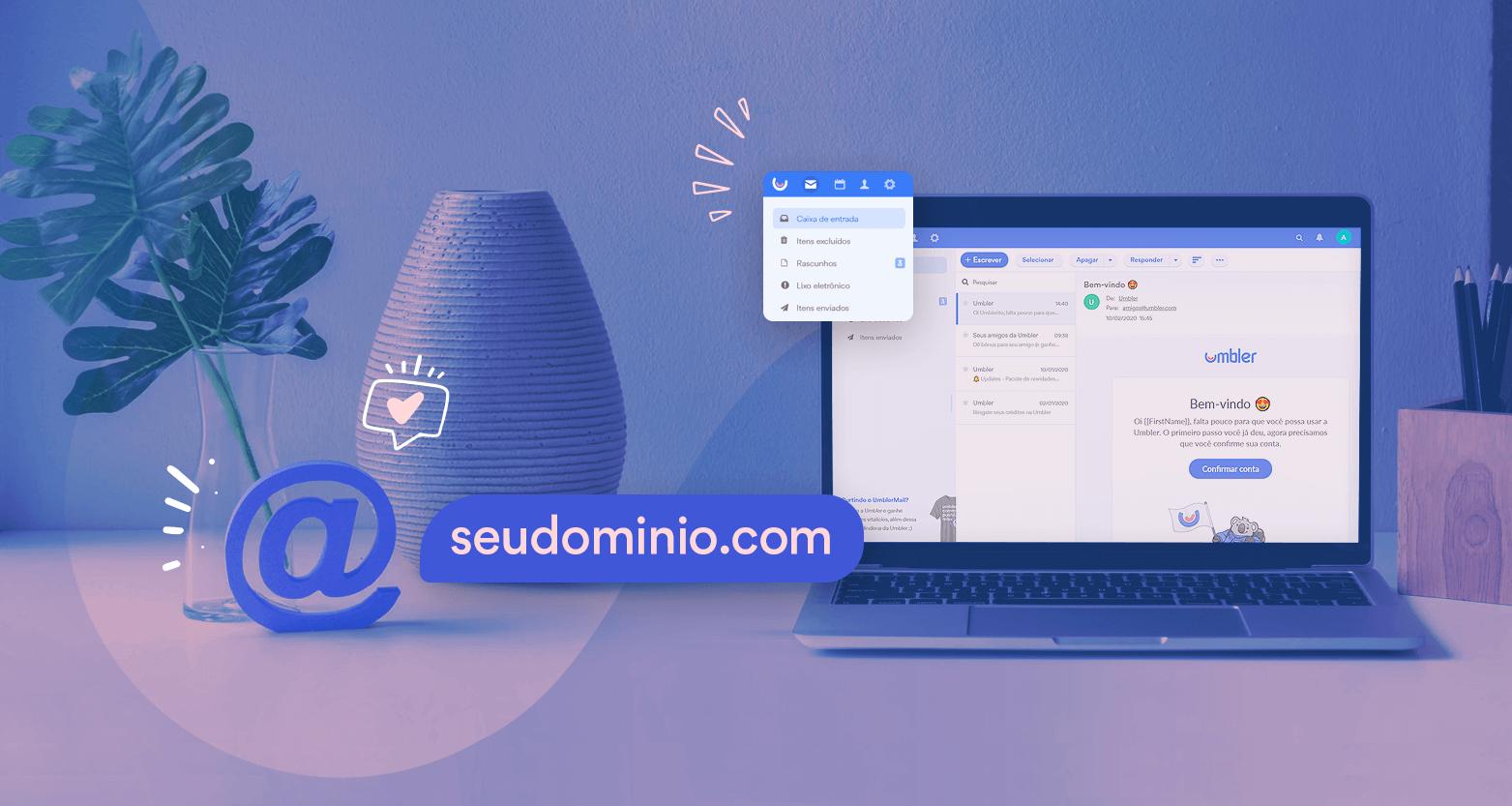 E-mail com domínio próprio: qual a importância e como conseguir gratuitamente?