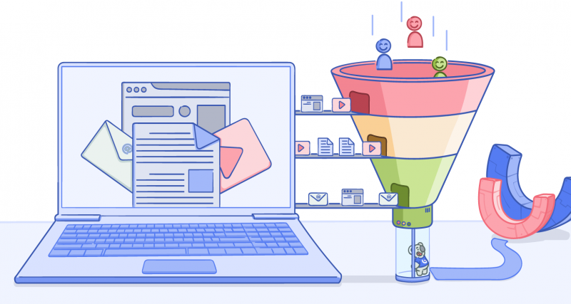Aprenda a produzir conteúdos para todas as etapas do funil de marketing!