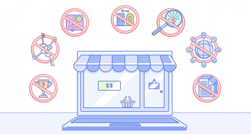 7 técnicas de SEO que você não deve aplicar em seu e-commerce