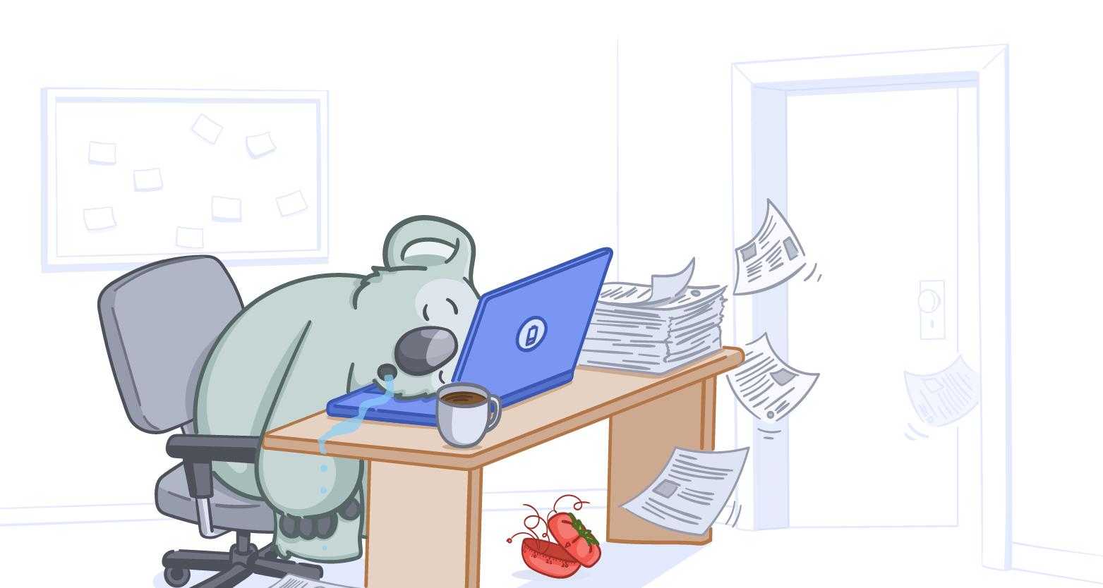 Baixa produtividade em agências: como lidar?