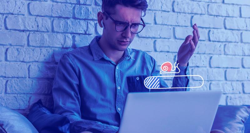 Lentidão no tempo de carregamento de página: não comprometa o site dos seus clientes!