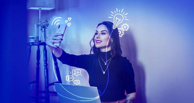 Influenciadores Digitais: a estratégia que está aprimorando pequenas ideias