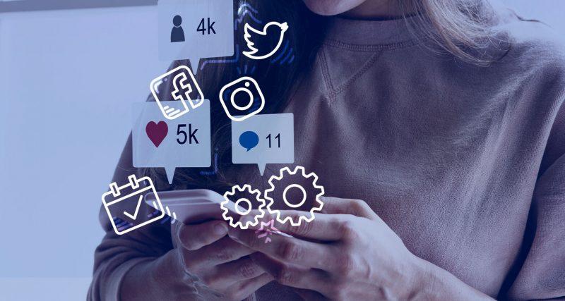 Gerenciamento de redes sociais: o que há por trás de um belo feed?