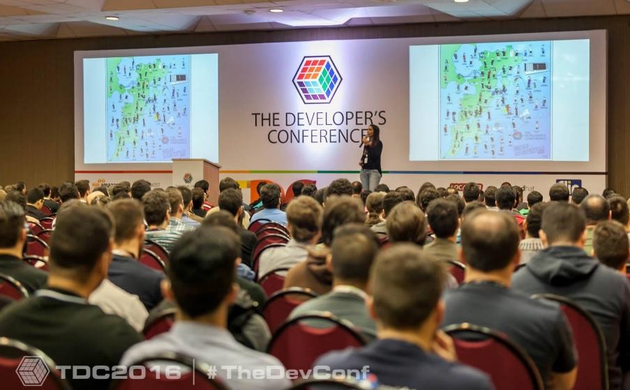The Developer's Conference 2016 – São Paulo