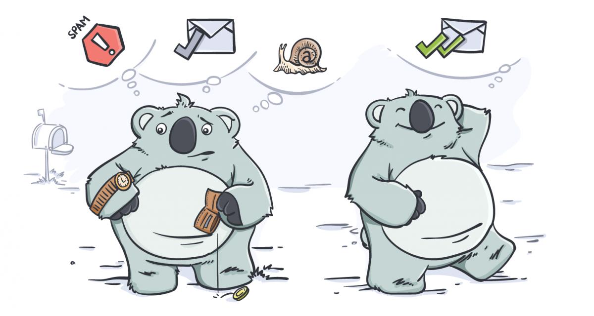 E-mail da Umbler: uma solução básica para necessidades reais